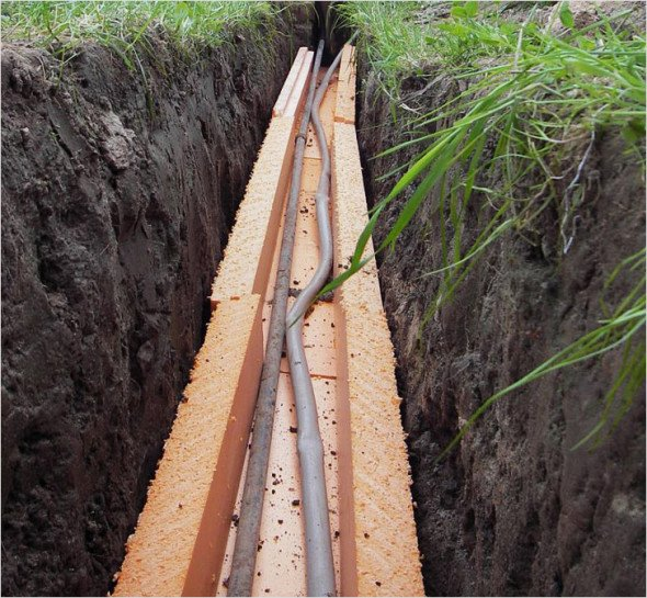 утепление водопровода
