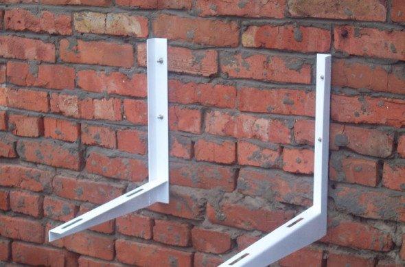 Кронштейны для установки внешнего блока сплит-системы