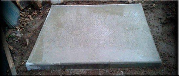 Фундамент для тандыра