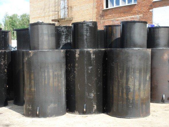 стальной кессон