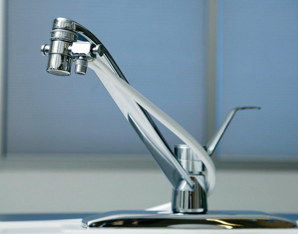 Поговорим о фильтрах для воды на кран…