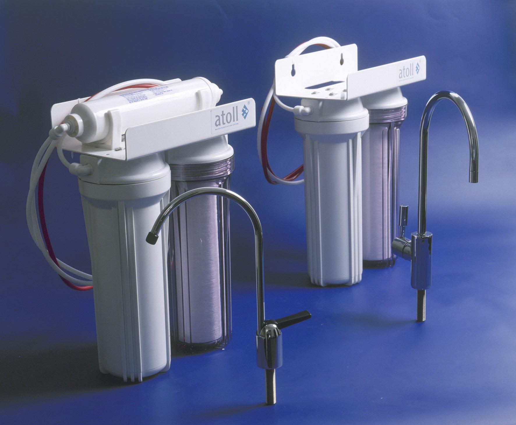 Проточный фильтр для очистки воды – что новенького?