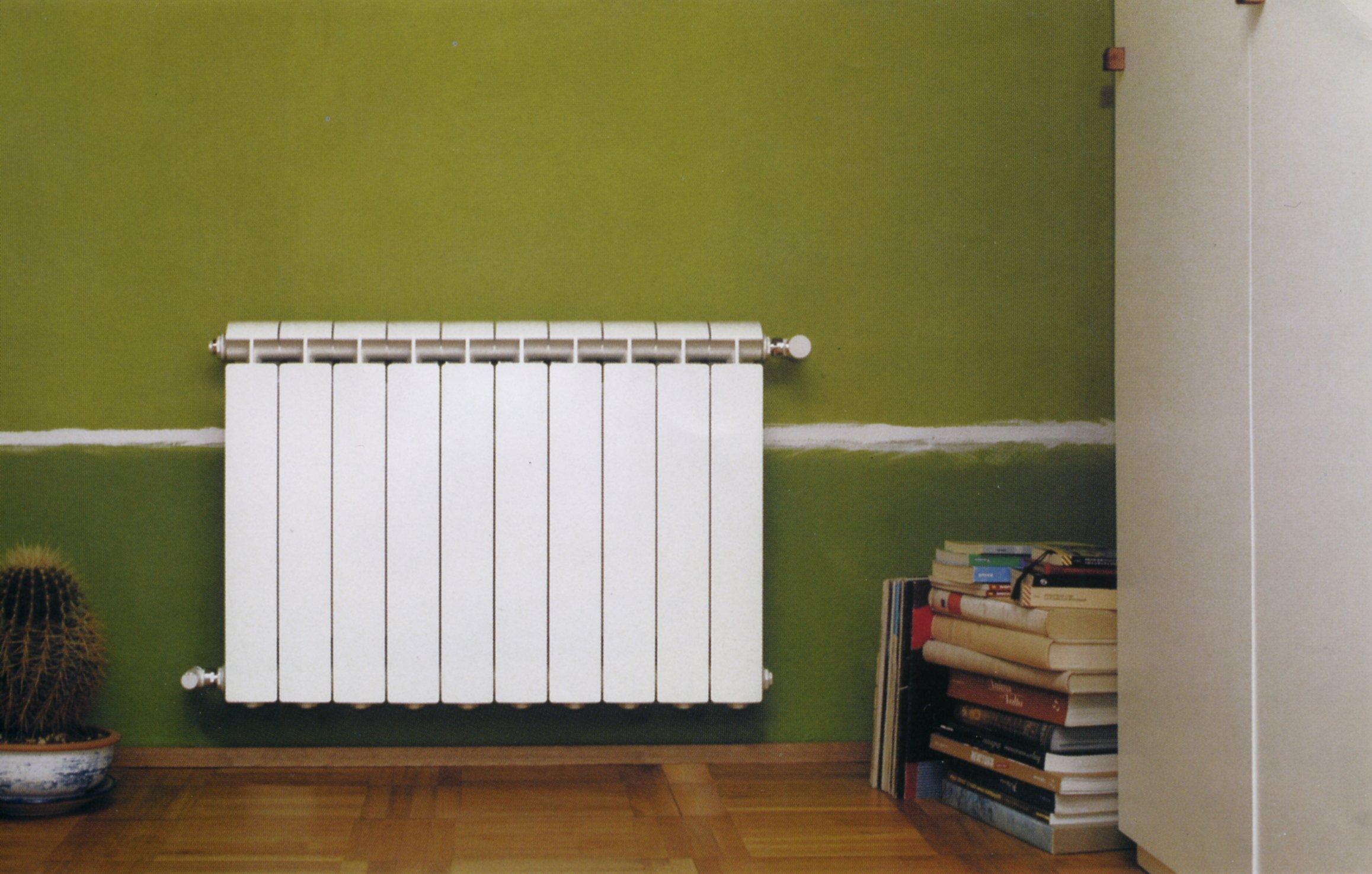 Почему для отопления лучше выбирать биметаллические радиаторы