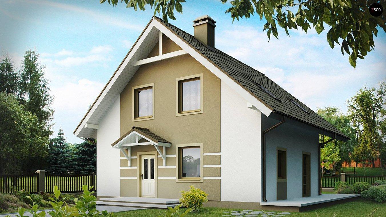 Проекты домов из газосиликатных блоков — финансово выгодное решение по приобретению недвижимости за городом