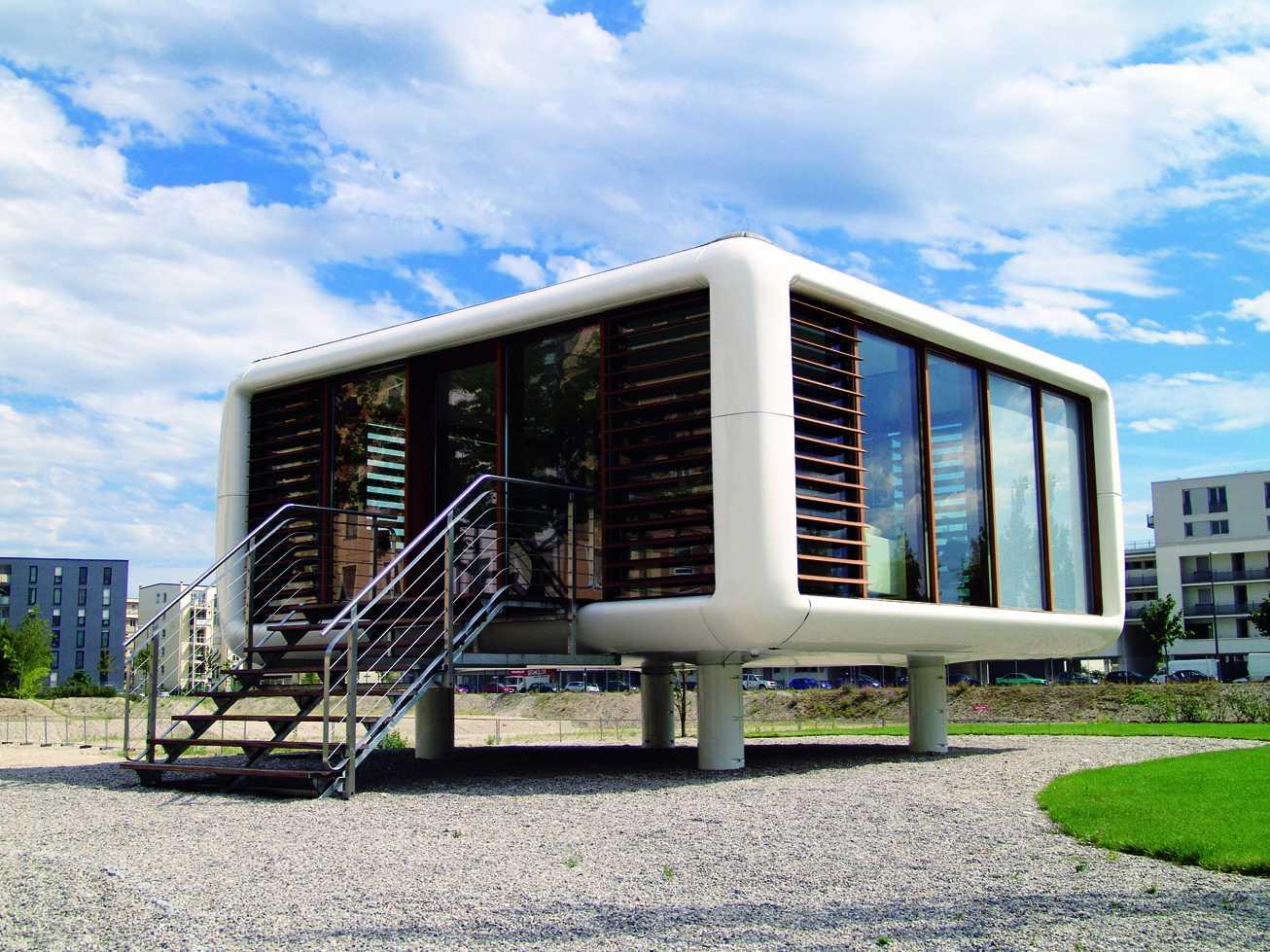 Самые необычные проекты домов и коттеджей со всего мира