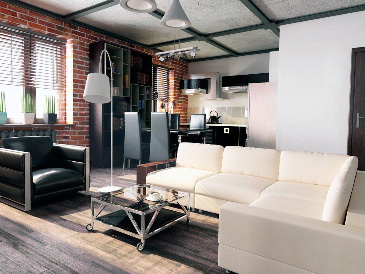 Дома и квартиры в стиле лофт: необычное жилье для современных людей