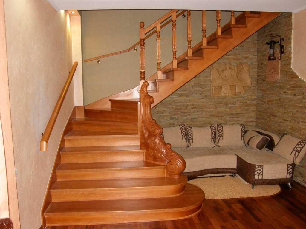 Лестница для дома своими руками – это реально!