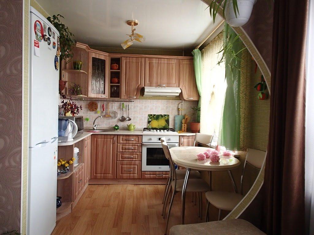 Дизайн маленькой кухни: как обустроить современный интерьер