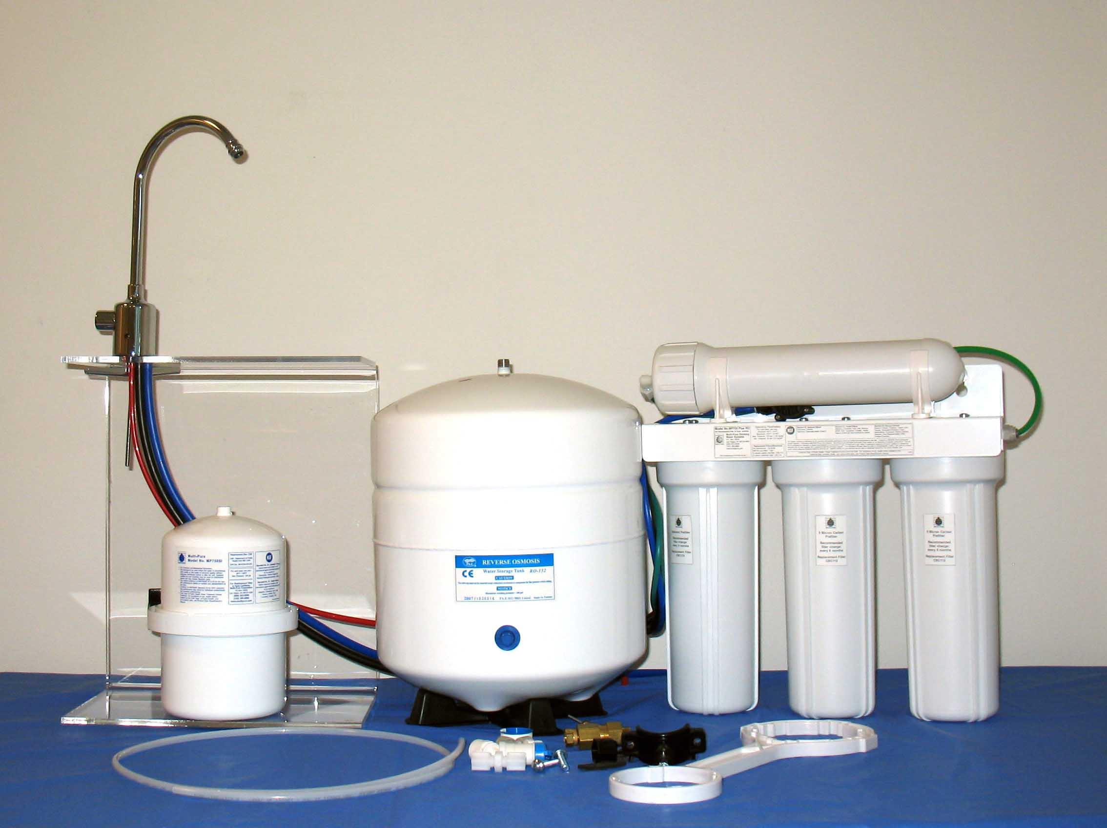 Фильтры для воды: как выбрать самый лучший?