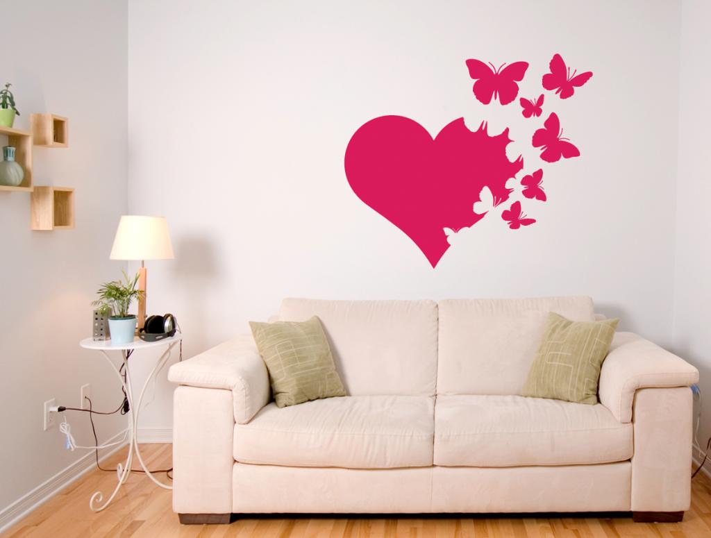 Как сделать своими руками бабочки из бумаги на стену своими руками фото 1000