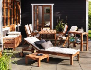 Садовая мебель в Икеа, или Как правильно обустроить свое место под солнцем