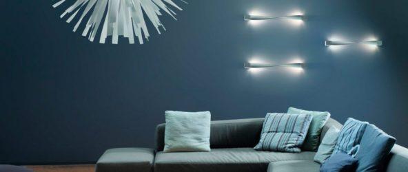 Светильники настенные в интерьере: создаем симфонию света