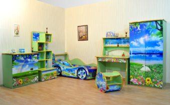 Бермудский треугольник, или как правильно выбрать мебель для детской комнаты мальчика