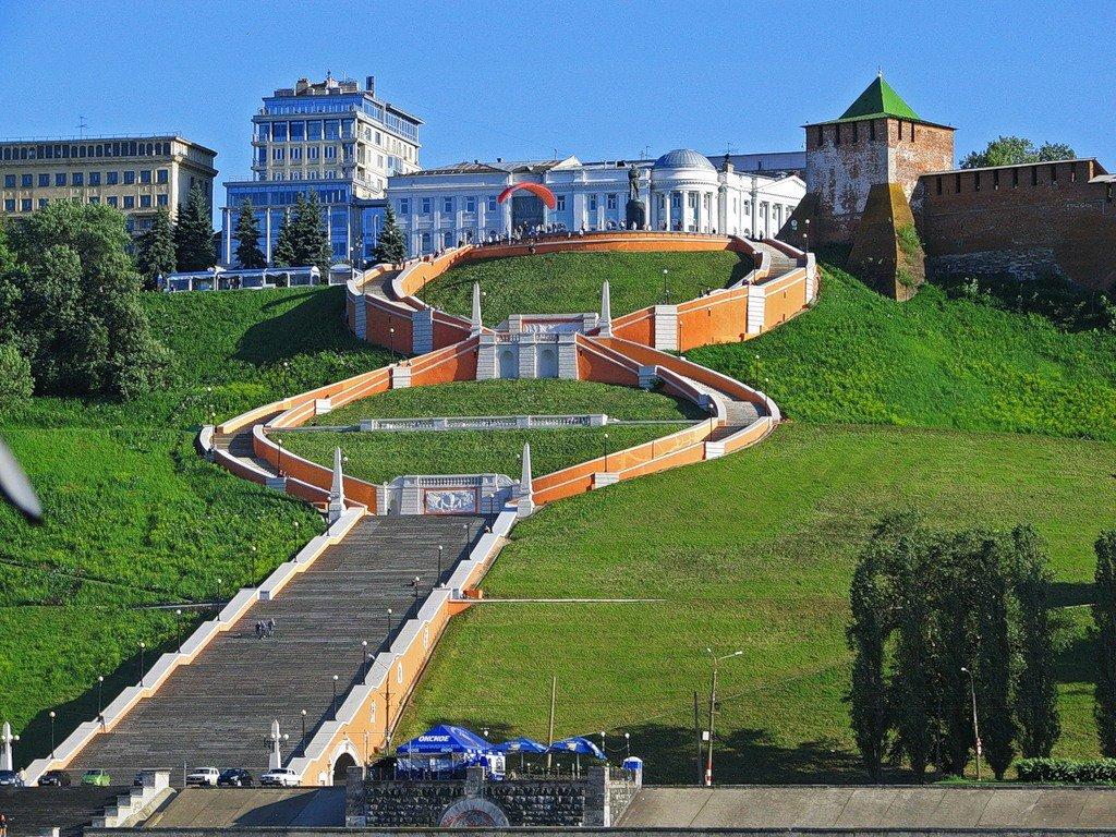 Самые красивые и знаменитые лестницы в мире