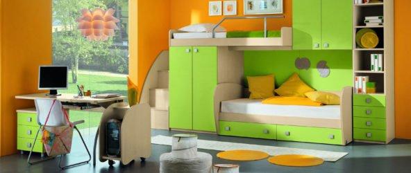 Идеальная корпусная мебель для детской комнаты и ее секретное оружие