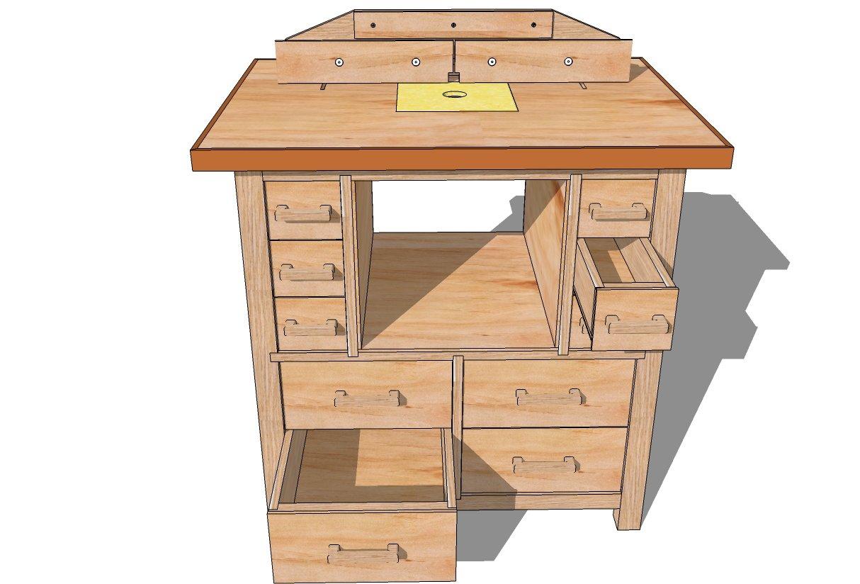 Фрезерный стол своими руками чертежи фото 622