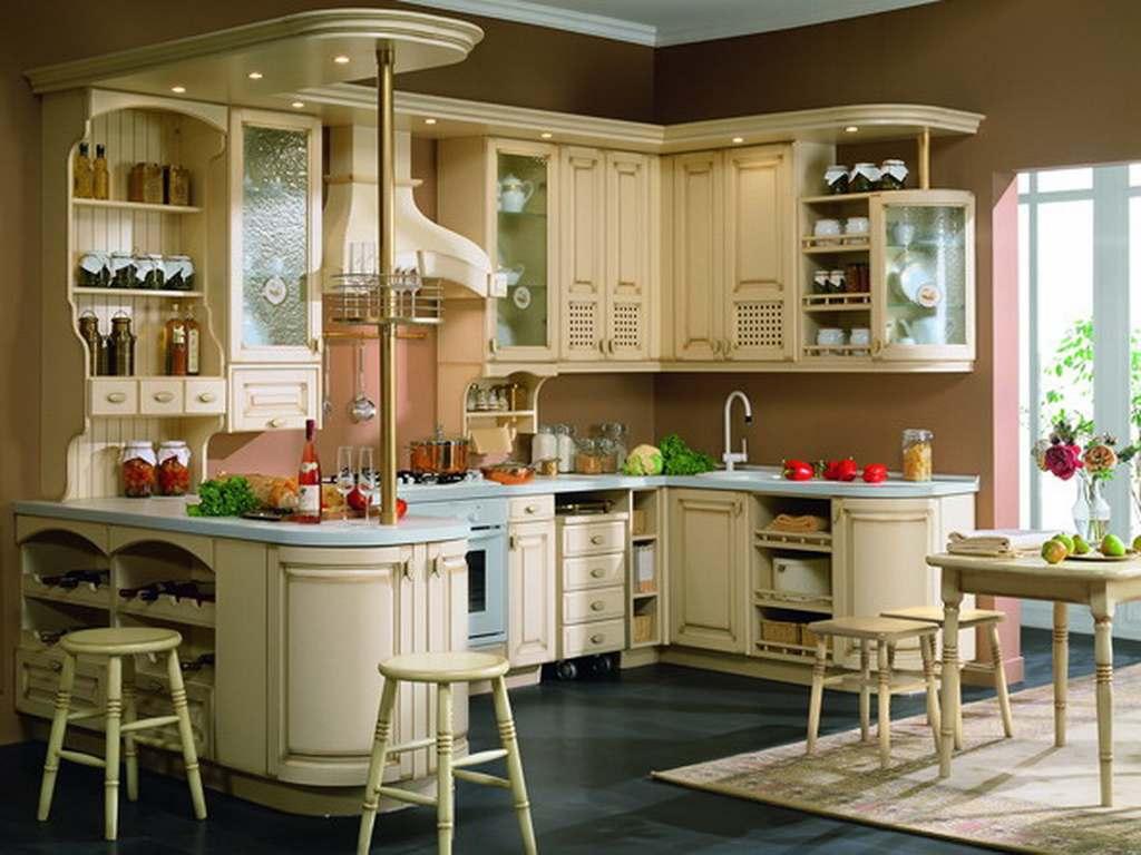 Барная стойка для кухни: дизайн и планировка