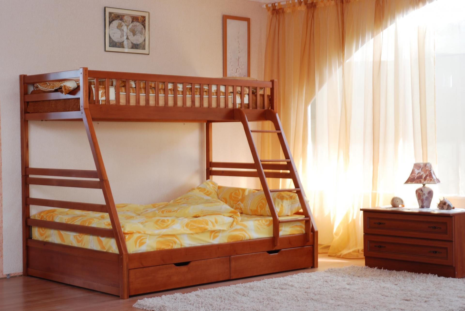 Своими руками двухъярусная кровать в домашних условиях фото 354