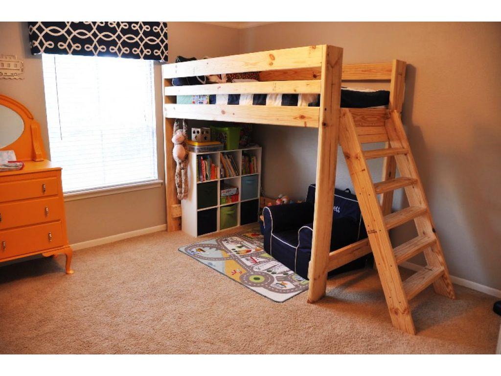 Двухярусная кровать своими руками фото 937
