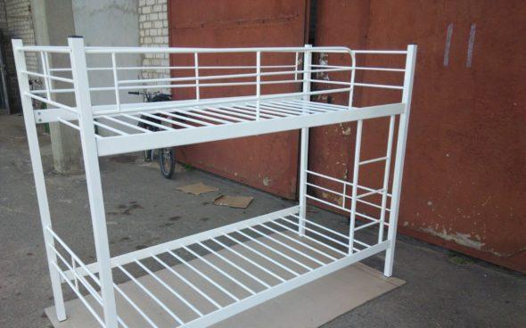 Готовая металлическая кровать
