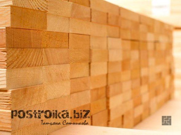 Материалы для строительства из дерева