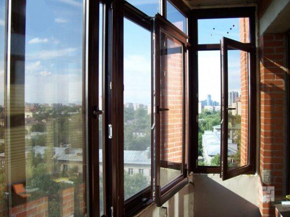 металопластиковые окна