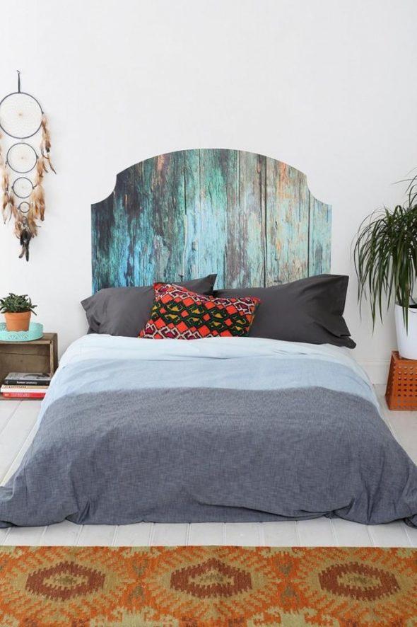 Стиль бохо в оформлении спальни