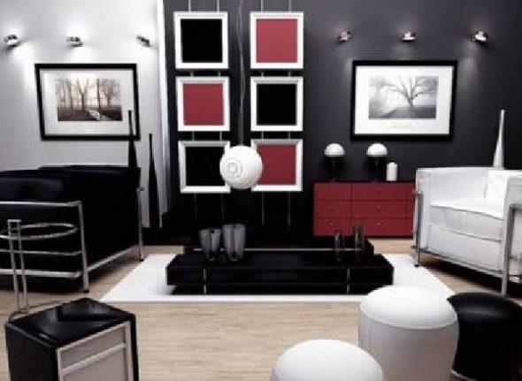 Дизайн и декор интерьера в стиле хай-тек