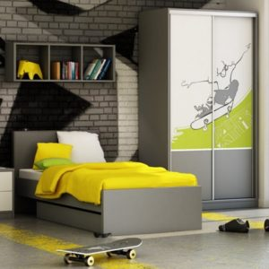 Пример дизайн комнаты для ребёнка
