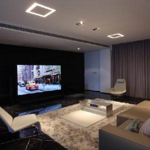 Пример обустройства зала в квартире