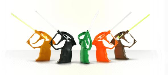 Пластиковые пистолеты для пены