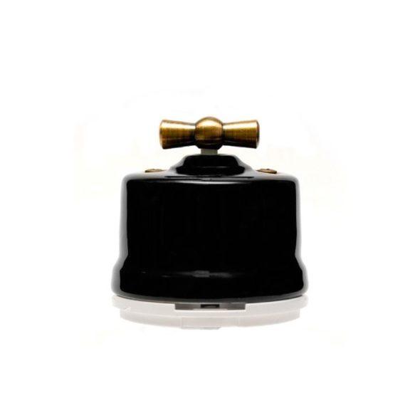 Поворотный перекрёстный выключатель