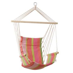 Кресло-гамак на нескольких стропах