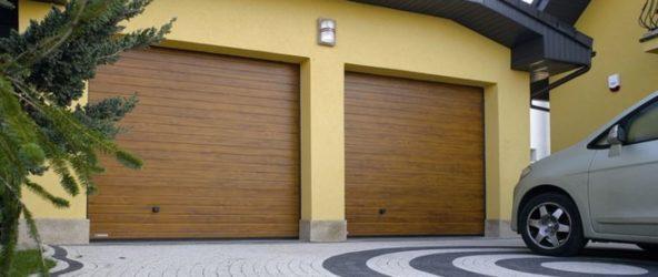 гаражные ворота размеры разных видов как правильно