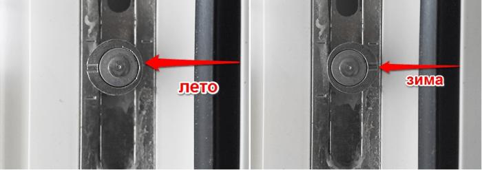 регулировка ручки пластиковых окон и дверей самостоятельно