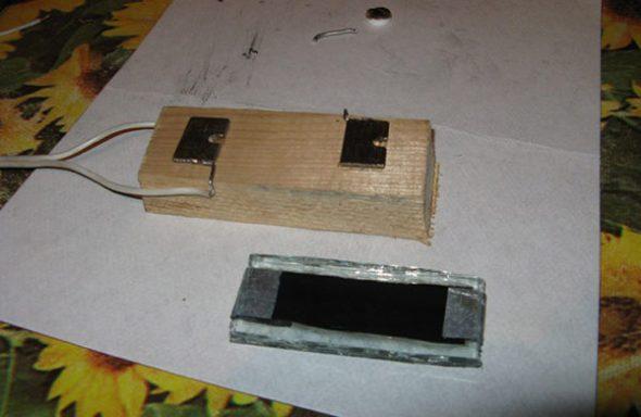 Сборка мини-обогревателя