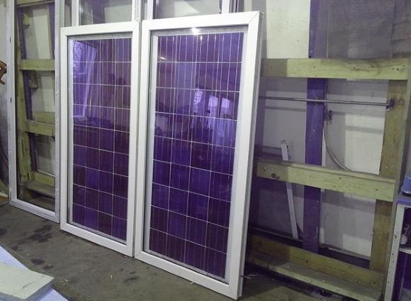 Самодельные солнечные панели