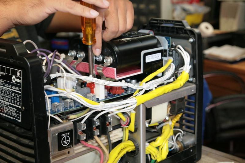 Когда руки не для скуки: ремонт инверторного сварочного аппарата
