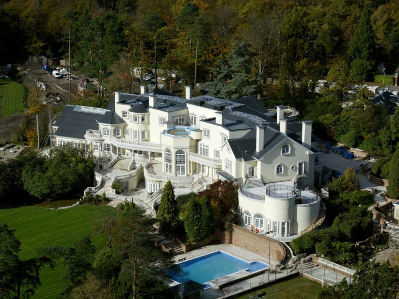 15 самых красивых домов в мире