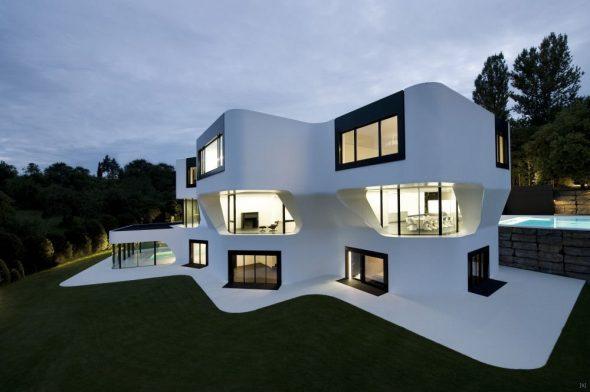 Загородный дом в Германии
