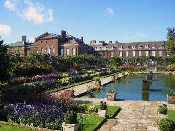 Особняк Kensington Palace Gardens в Великобритании