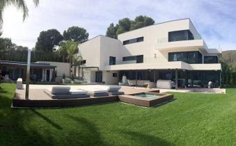 Дом Лионеля Месси