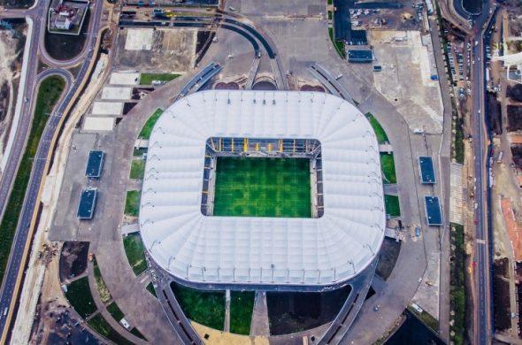 Стадион Ростов Арена в Ростове-на-Дону