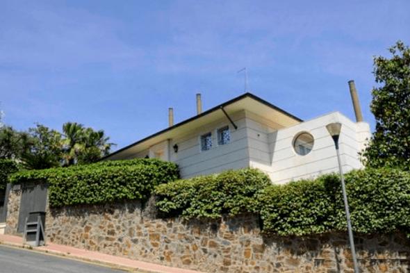 Дом Жерара Пике и Шакиры