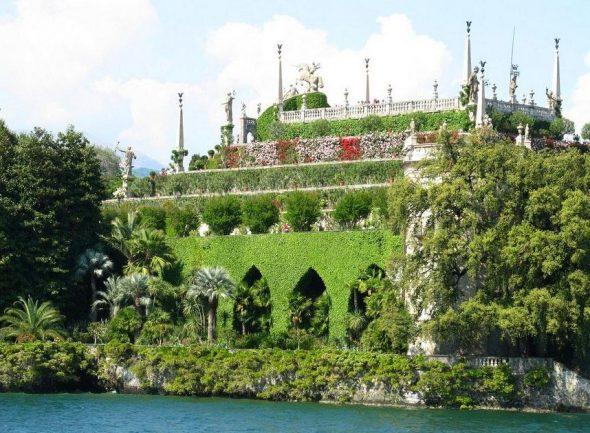 Самый необычный сад в мире