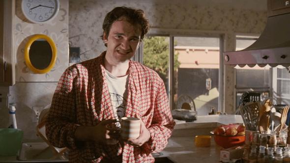 Кадр из фильма Криминальное чтиво