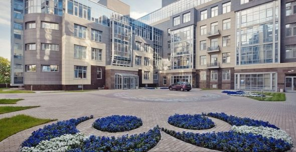 ЖК «Олимпийская деревня» в Санкт-Петербурге