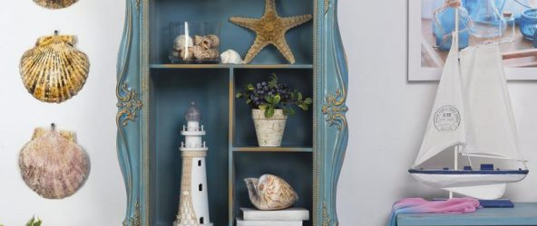 Предметы декора в морском стиле