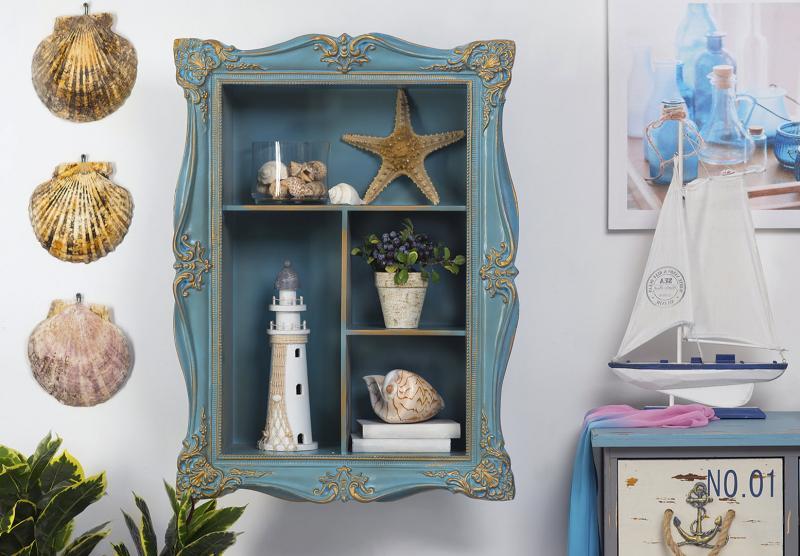 25 предметов декора для вашего интерьера в морском стиле