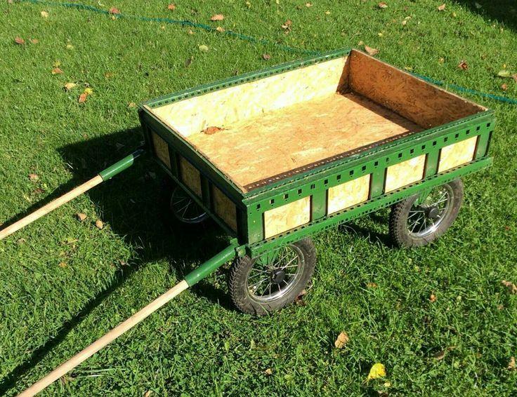 Садовая тележка своими руками фото 248